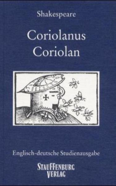 Coriolanus / Coriolan als Buch (kartoniert)