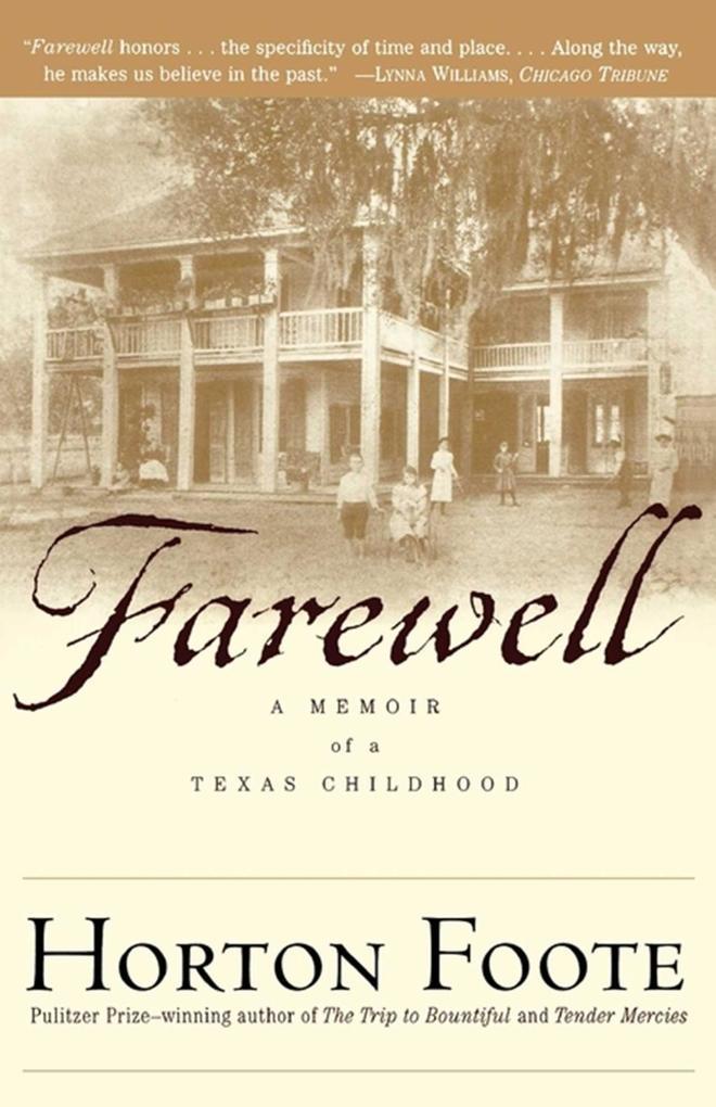 Farewell als eBook