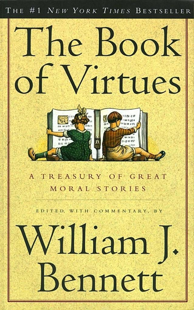 The Book of Virtues als eBook epub