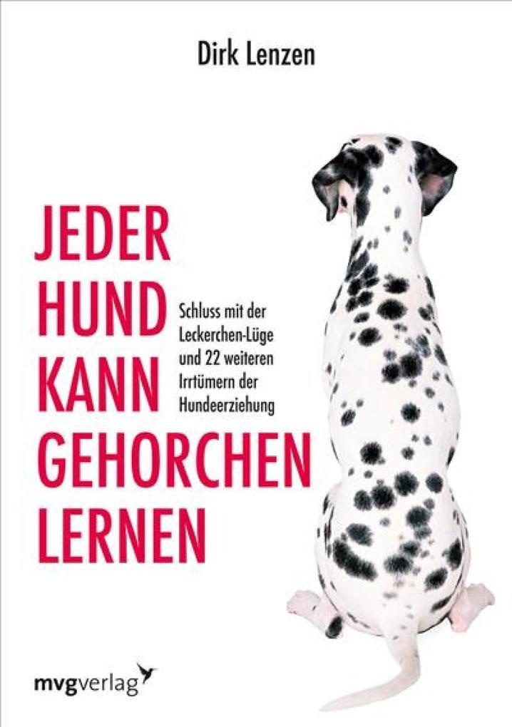 Jeder Hund kann gehorchen lernen als eBook