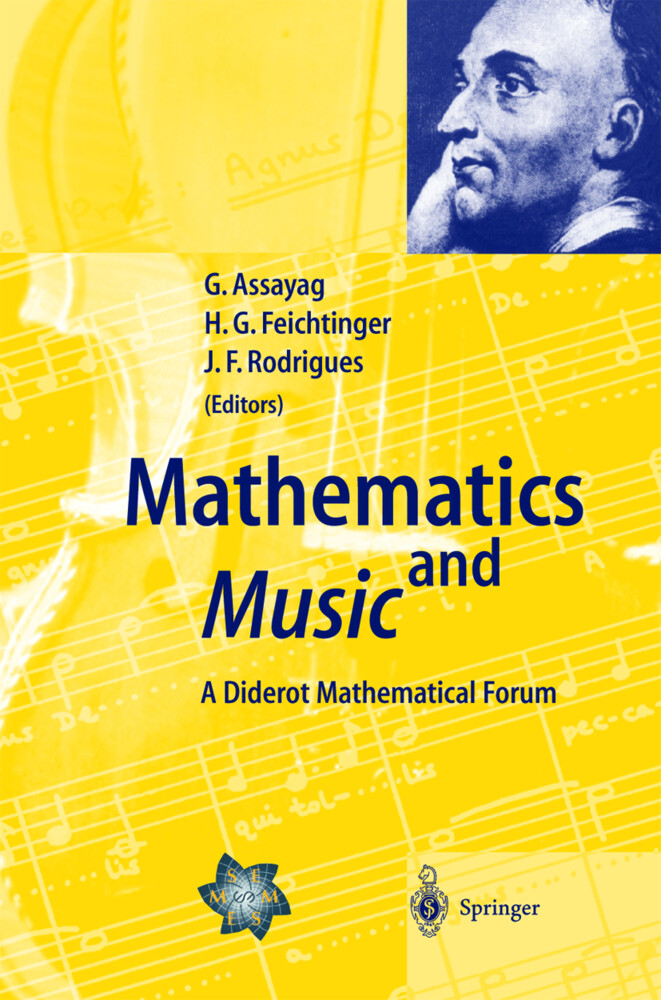 Mathematics and Music als Buch (gebunden)