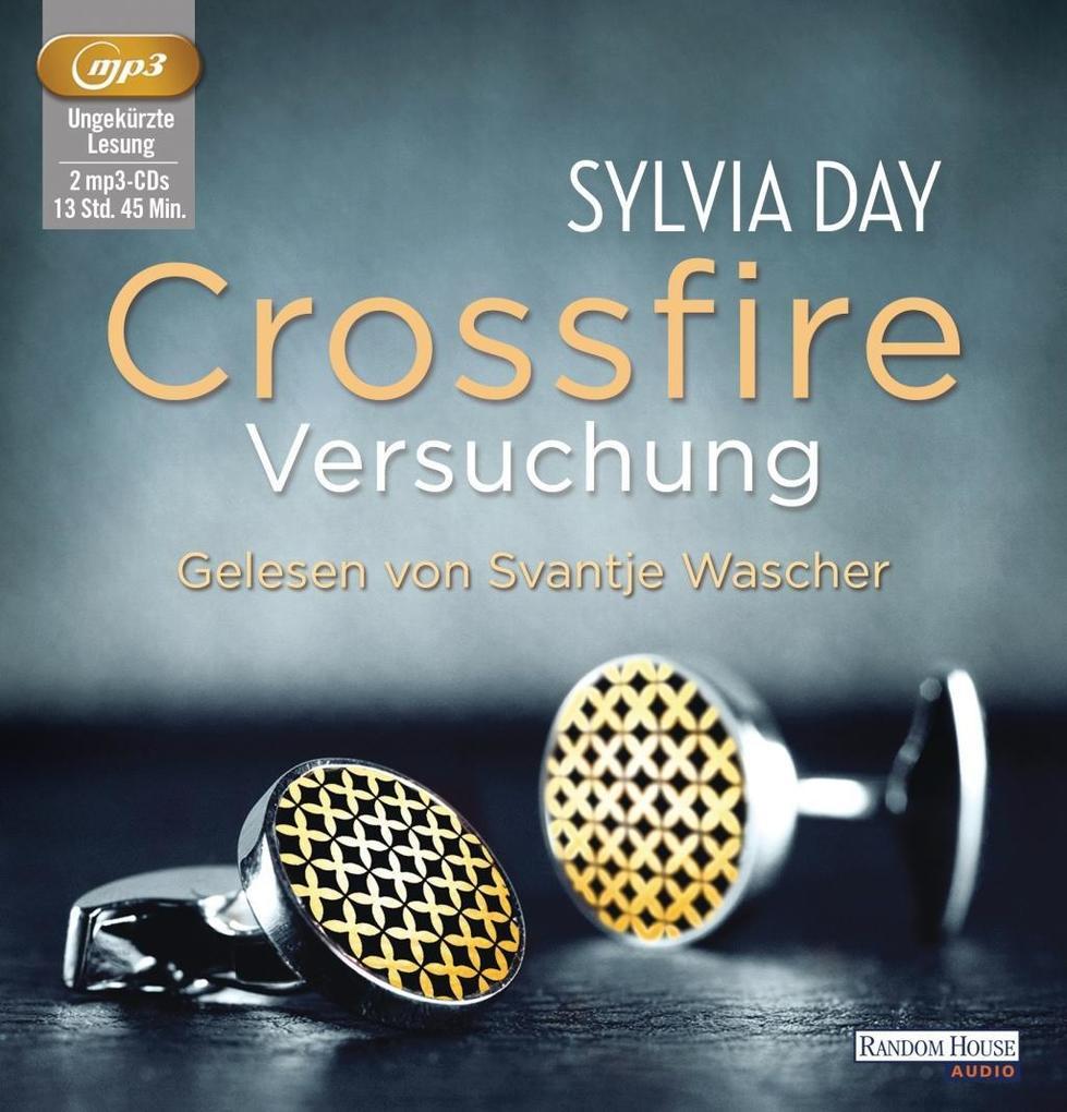Crossfire 01. Versuchung als Hörbuch