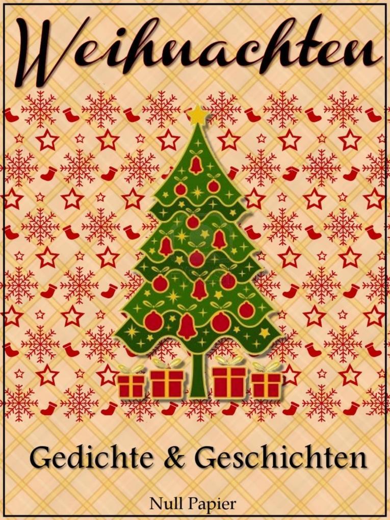 Weihnachten als eBook epub