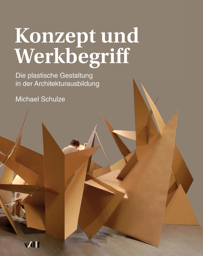 Konzept und Werkbegriff als eBook pdf