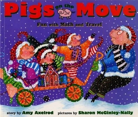 Pigs on the Move: Fun with Math and Travel als Taschenbuch