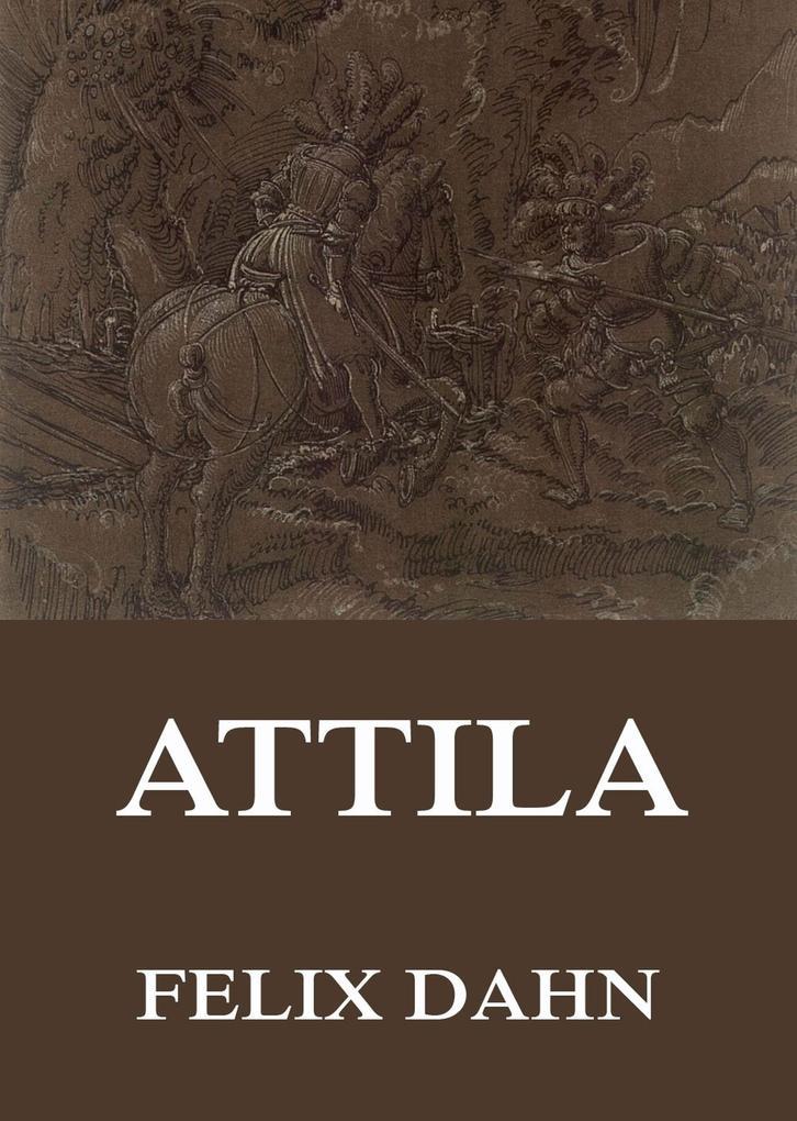 Attila als eBook epub
