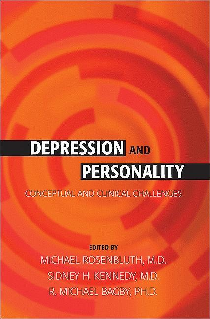 Depression and Personality als eBook