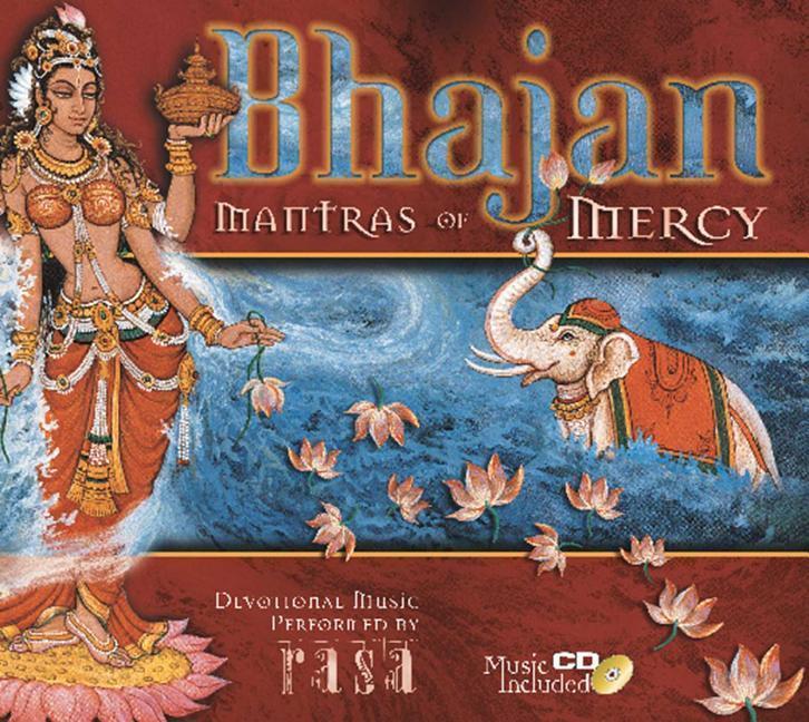 Bhajan: Mantras of Mercy als Buch (gebunden)