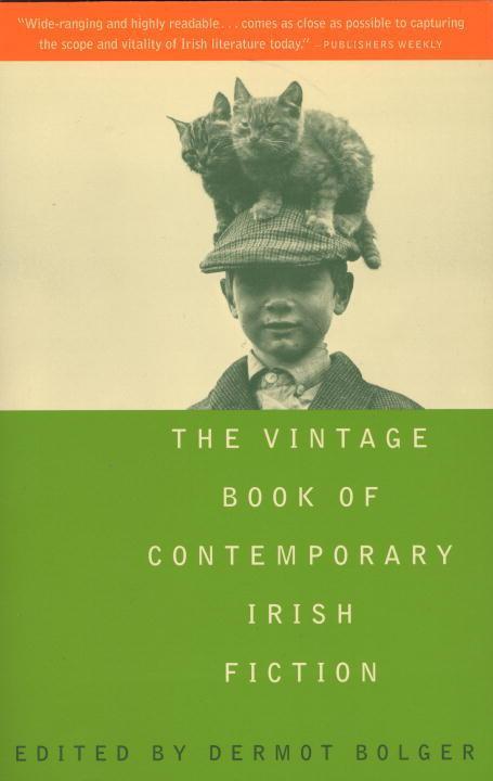 The Vintage Book of Contemporary Irish Fiction als Taschenbuch