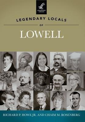 Legendary Locals of Lowell als Taschenbuch