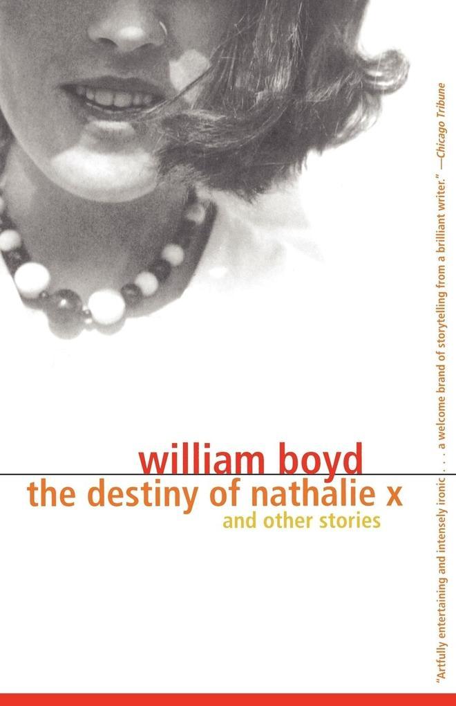 The Destiny of Nathalie X als Buch (kartoniert)