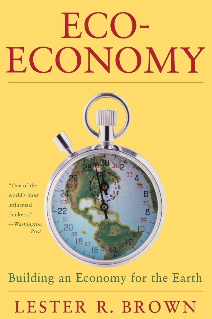 Eco-Economy: Building a New Economy for the Environmental Age als Taschenbuch