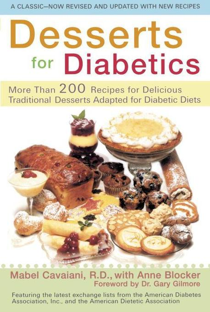 Desserts for Diabetics (Revised and Updated) als Taschenbuch