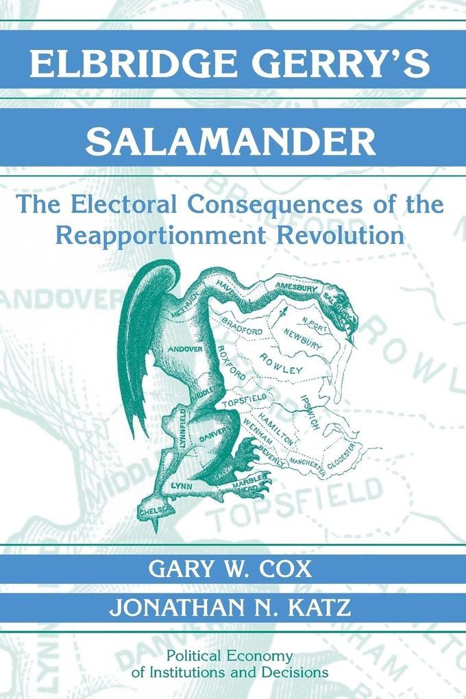 Elbridge Gerry's Salamander als Taschenbuch