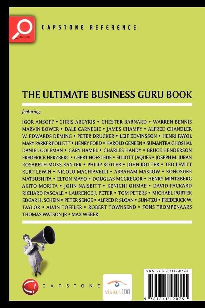 The Ultimate Business Guru Guide als Buch (kartoniert)