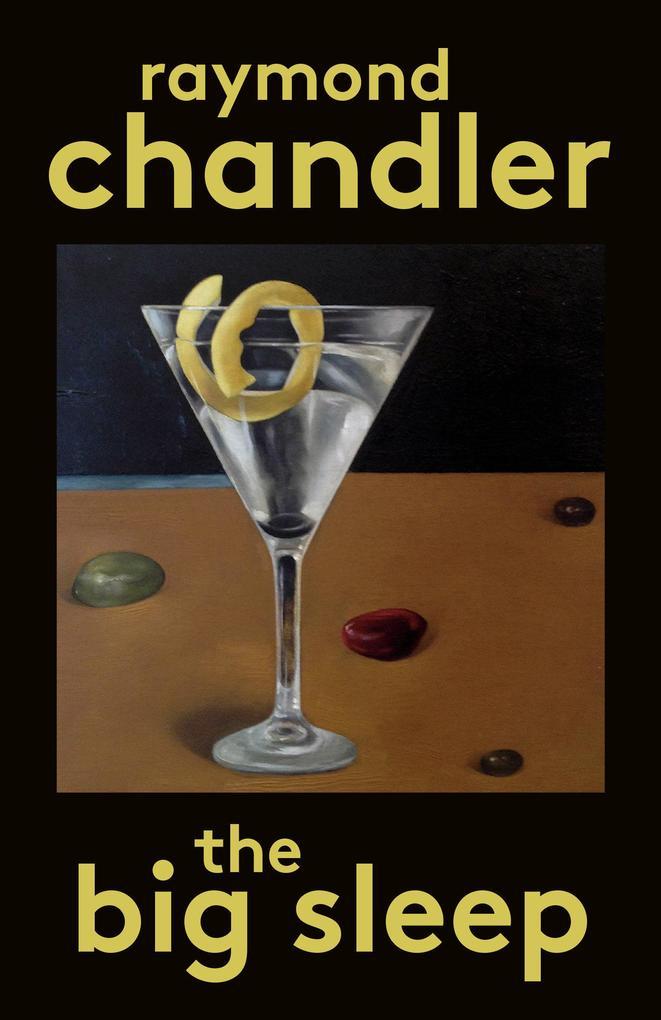 The Big Sleep als Buch (kartoniert)