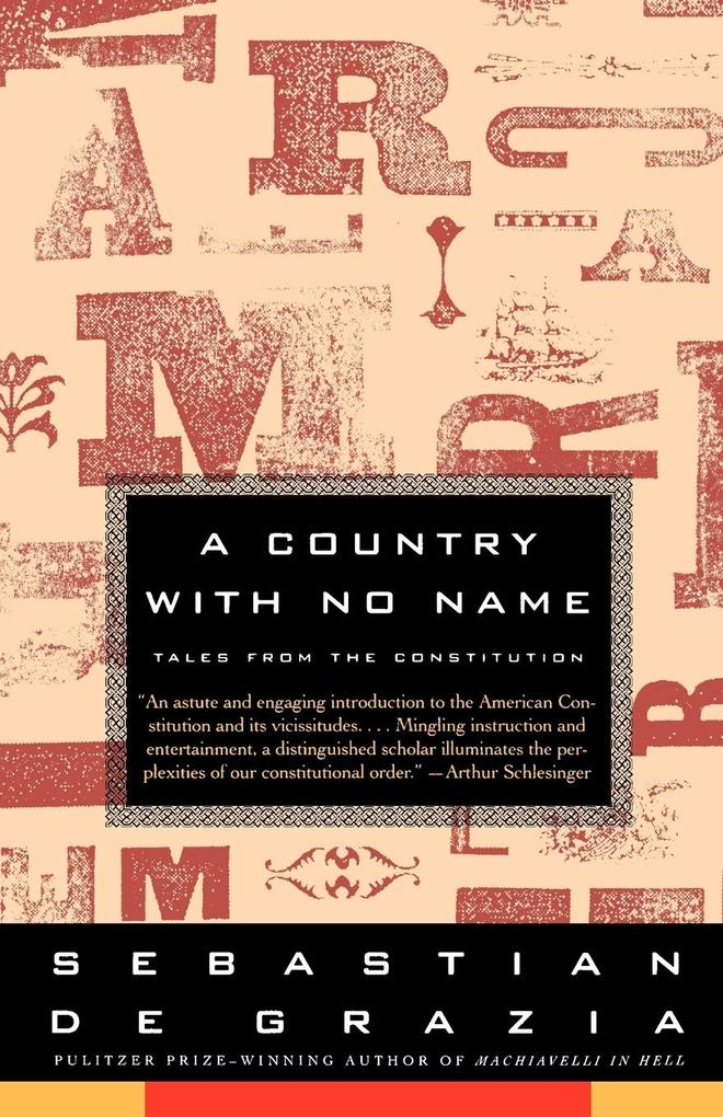 A Country with No Name als Taschenbuch