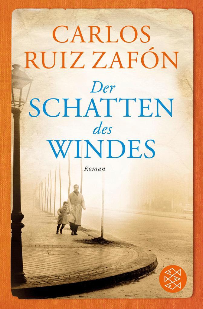Der Schatten des Windes als Taschenbuch