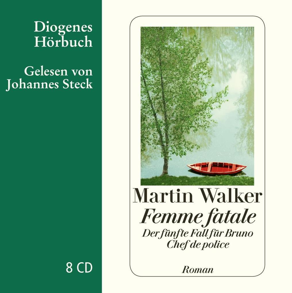 Femme fatale als Hörbuch CD