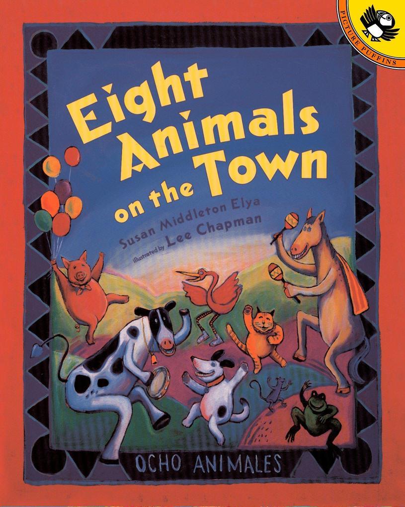 Eight Animals on the Town als Taschenbuch