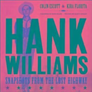Hank Williams als Taschenbuch