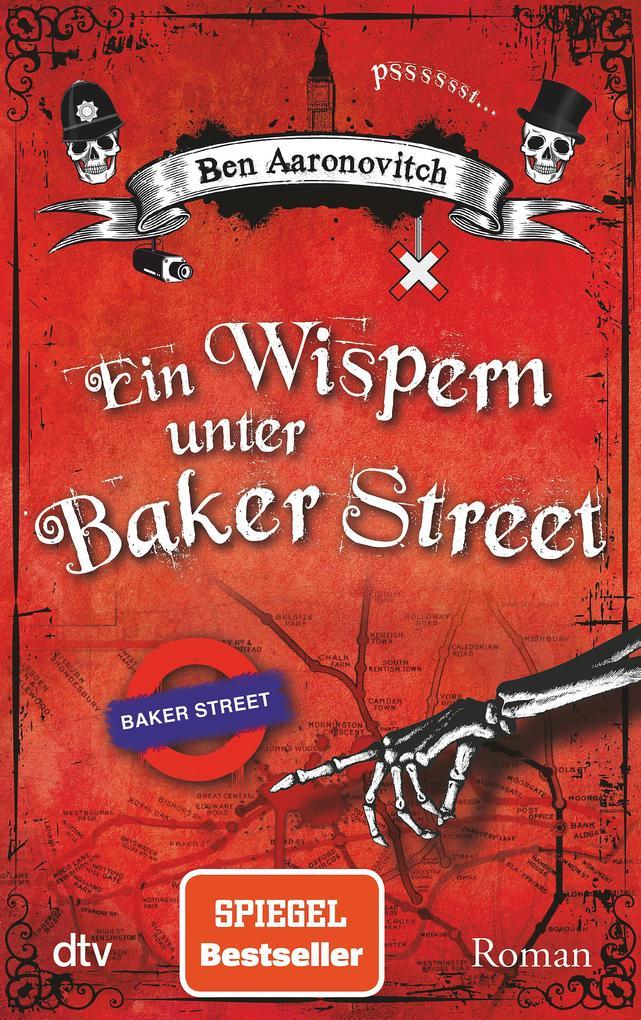 Ein Wispern unter Baker Street als Taschenbuch