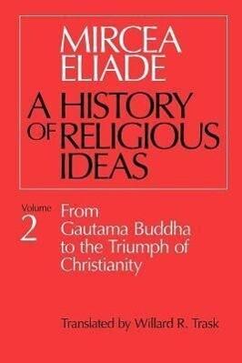 A History of Religious Ideas als Taschenbuch