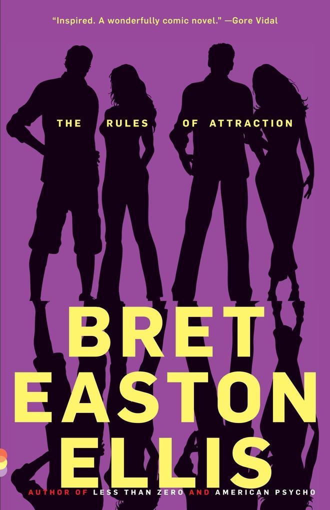 The Rules of Attraction als Buch (kartoniert)