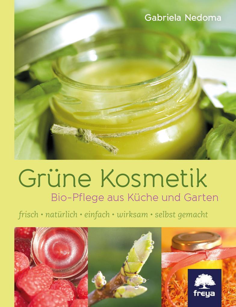Grüne Kosmetik als Buch (gebunden)