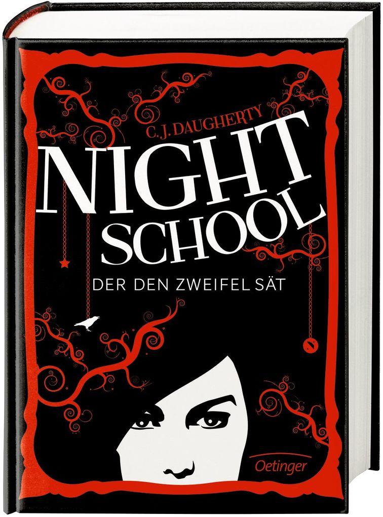 Night School 02. Der den Zweifel sät als Buch (gebunden)