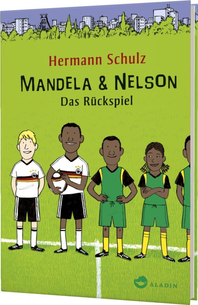 Mandela & Nelson als Buch (gebunden)