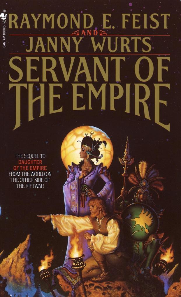 Servant of the Empire als Taschenbuch