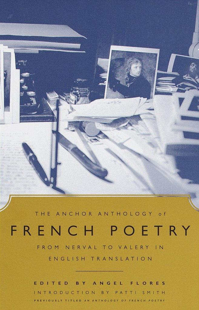 The Anchor Anthology of French Poetry als Taschenbuch