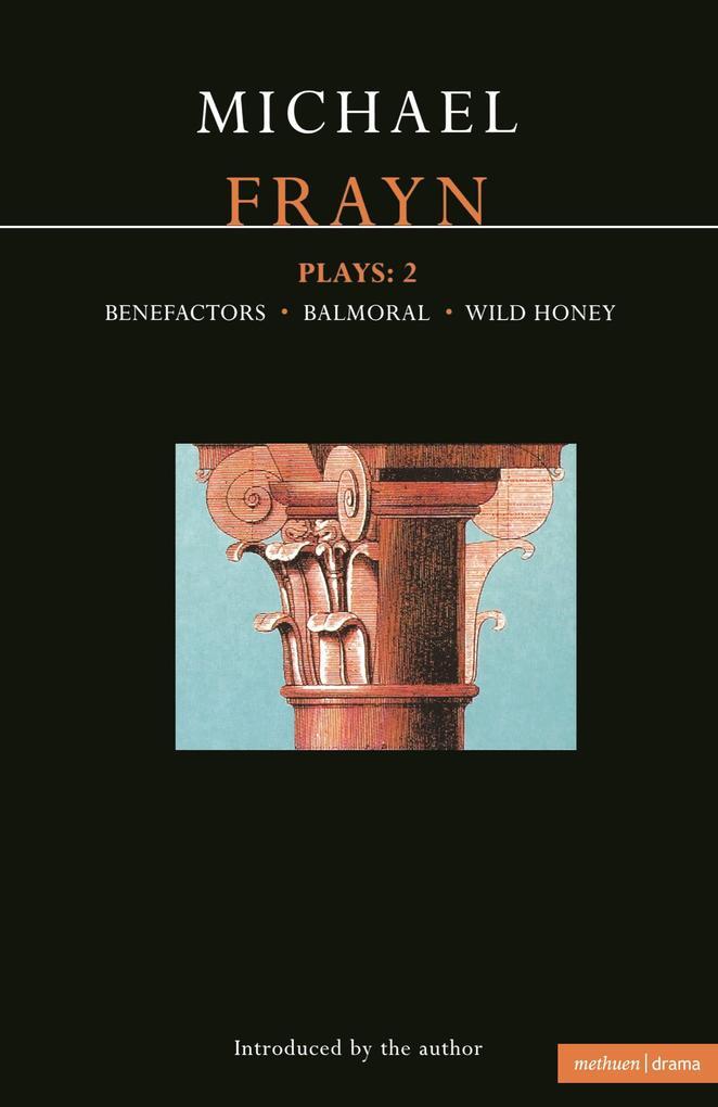 Frayn Plays als Buch (kartoniert)