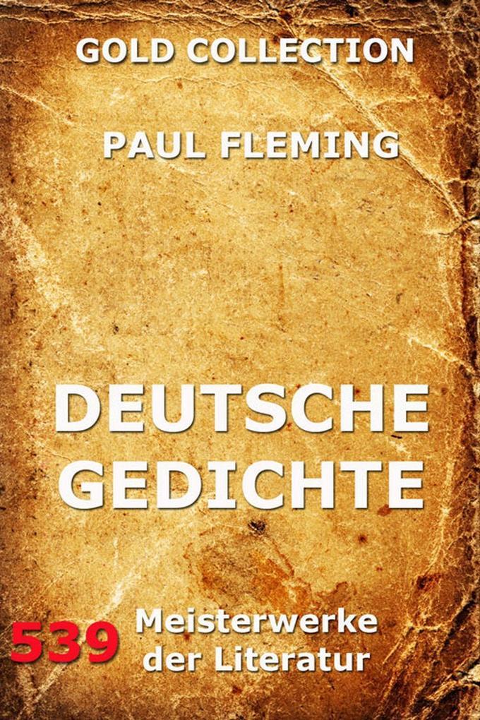 Deutsche Gedichte als eBook epub