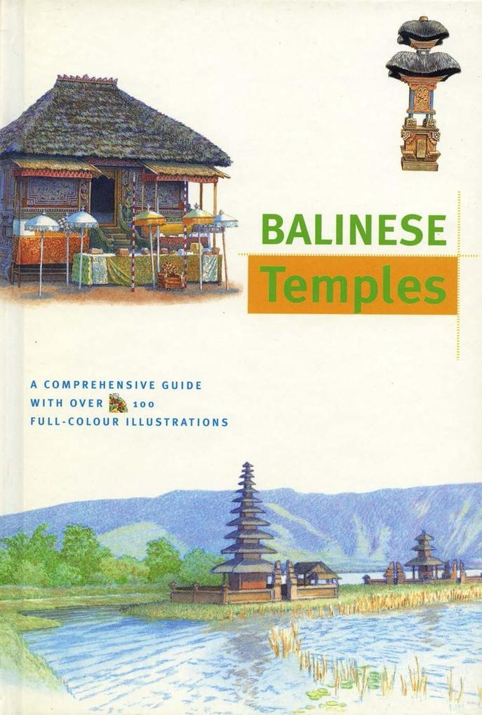 Balinese Temples als eBook