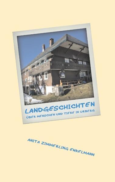 Landgeschichten als Buch
