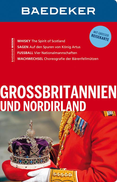 Baedeker Reiseführer Grossbritannien und Nordirland als Buch (kartoniert)