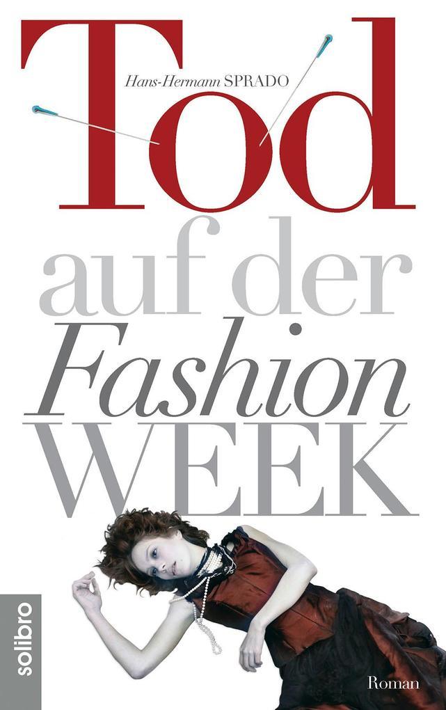 Tod auf der Fashion Week als eBook epub