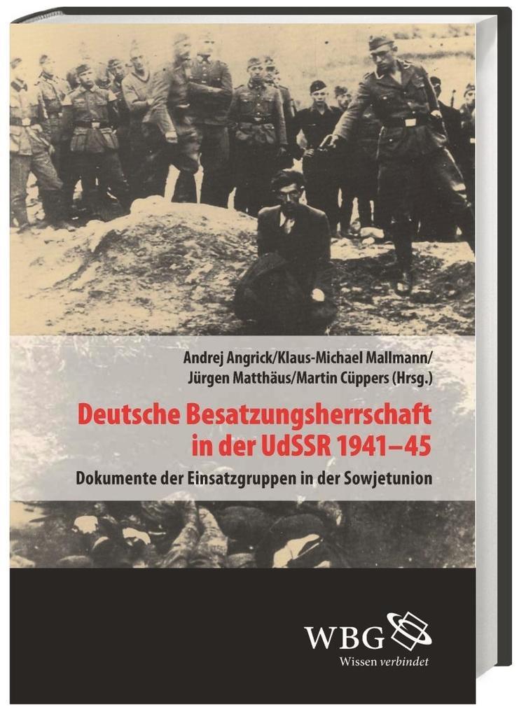 Deutsche Besatzungsherrschaft in der UdSSR 1941-45 als Buch