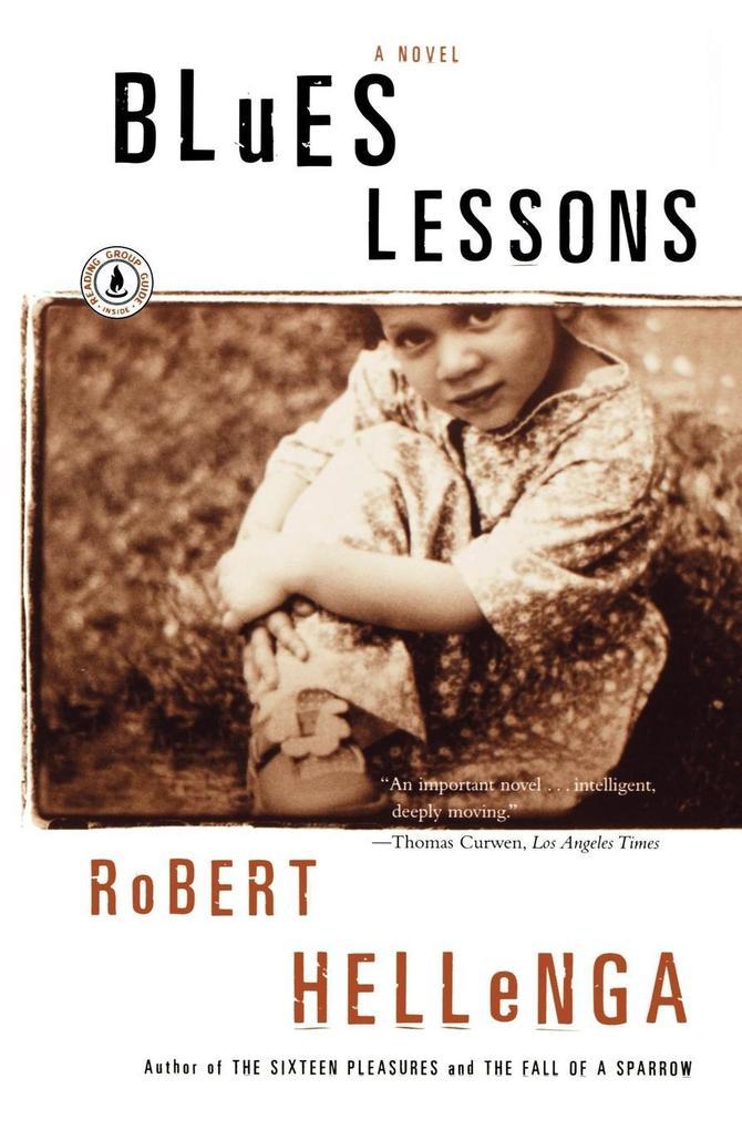 Blues Lessons als Taschenbuch