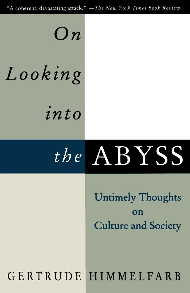 On Looking Into the Abyss als Buch (kartoniert)