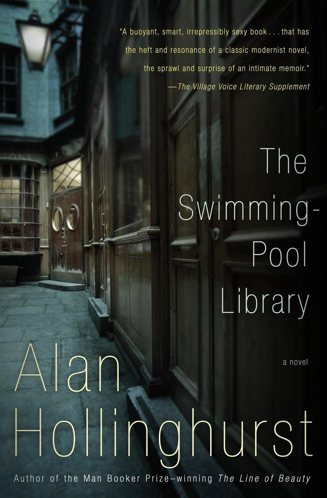 The Swimming-Pool Library als Taschenbuch