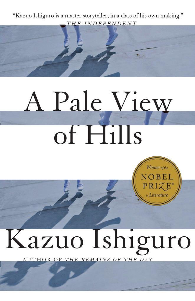 A Pale View of Hills als Buch (kartoniert)
