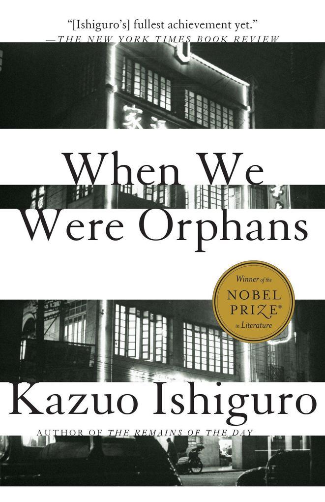 When We Were Orphans als Taschenbuch