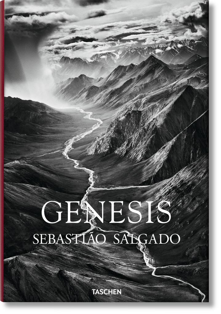 Sebastiao Salgado. Genesis als Buch (gebunden)