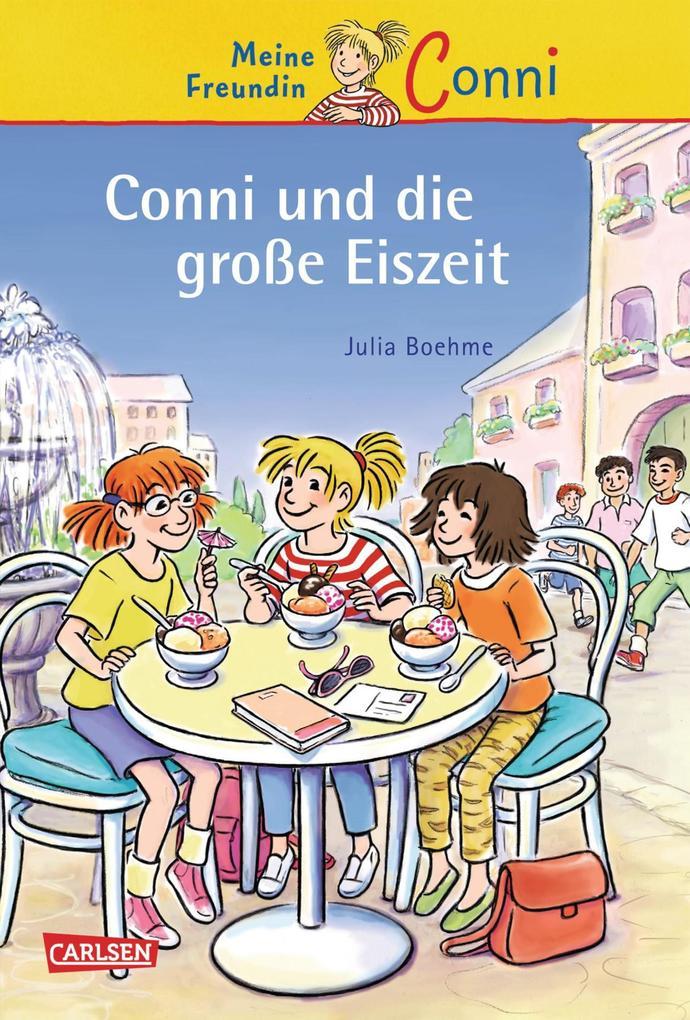 Conni-Erzählbände 21: Conni und die große Eiszeit als eBook epub