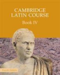 Cambridge Latin Course Book 4 als Buch (kartoniert)