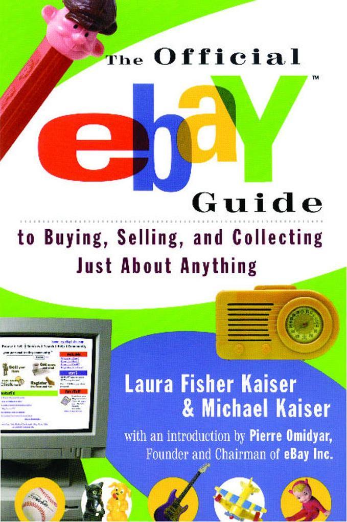 The Official eBay Guide als Taschenbuch
