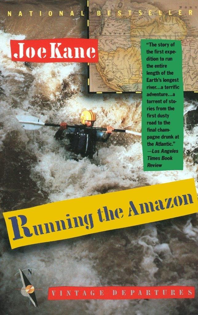 Running the Amazon als Taschenbuch